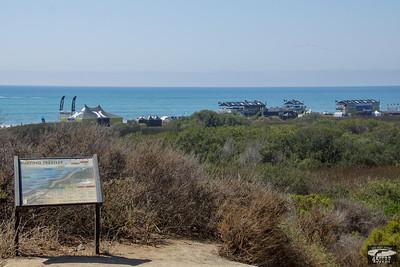 Trestles Beach in San Clemente