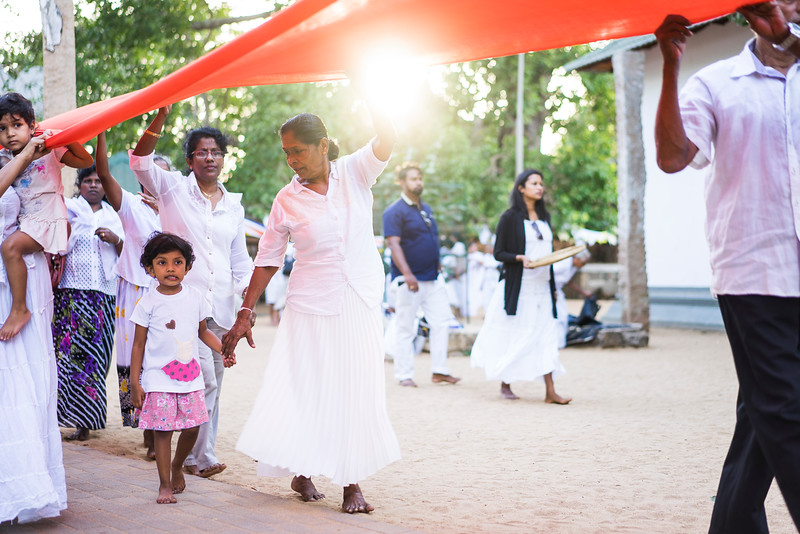 Anuradhapura Prayers