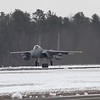 Clip0069   two F-15s taxiing back to threshold
