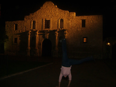 Sonya Mortensen - The Alamo, Texas