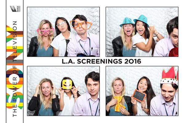 Sony's L.A. Screenings 2016