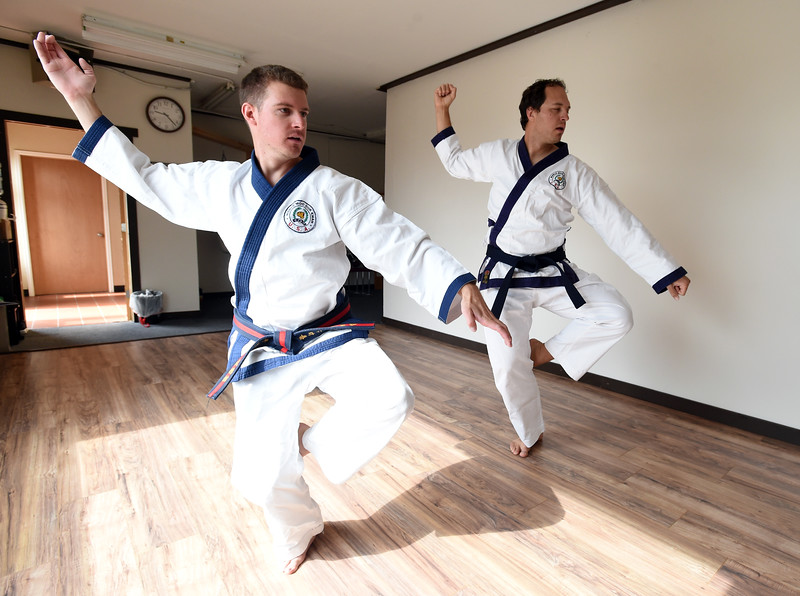 Soo Bahk Do workout at Flatirons Martial Arts
