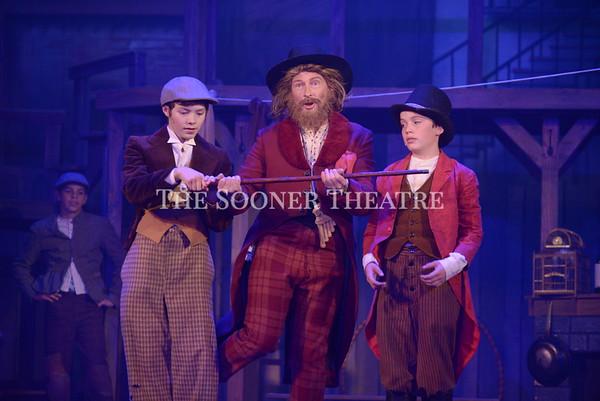 Sooner Stage Presents Lionel Bart's Oliver! 2017