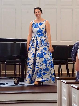 Sophia Prasinos - UConn Senior Recital