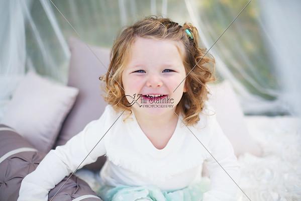 Sophia  - Three Years Old