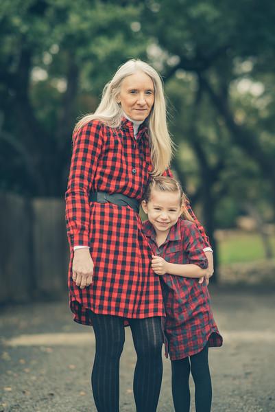 Sophia and Grandma
