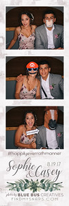 We had an awesome time snapping photos and celebrating Sophie and Casey's wedding! Congrats to the newlyweds!  Love this photo? Head to findmysnaps.com/Sophie-Casey to order prints and more!  Looking for an awesome photo booth for your next event? Head to bluebuscreatives.com for more info.