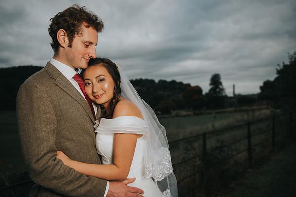 Sophie and Edward Wedding