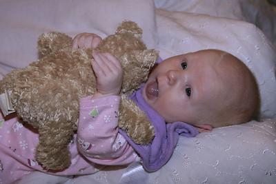 yummy teddy bear!