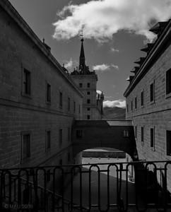 """23-10-2009  """" Monasterio de El Escorial""""  """" Monastery of El Escorial"""""""