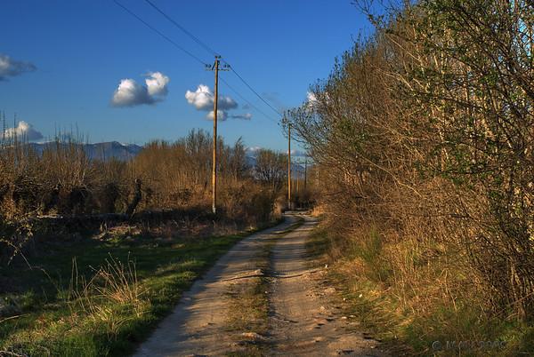 Camino de vuelta - Coming back