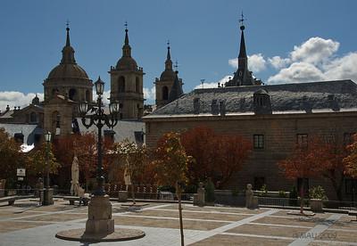 """30-10-2009  """" Monasterio de El Escorial (II)""""  """" Monastery of El Escorial (II)"""""""