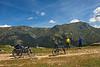 """05-5-2011  """"Entrando a La Barranca"""" - Está hecha durante la ruta de hoy con mis dos hermanos en una parada 'obligada' en el mirador de Las Canchas (1800 m). Al otro lado del valle, enfrente, la Bola del Mundo (2265m) con sus antenas y La Maliciosa (2227 m). Más información sobre el Valle de la Barranca <a href=""""http://es.wikipedia.org/wiki/Valle_de_la_Barranca"""">AQUI</a>.  """"Entering La Barranca - Taken today during a bike route with my two brothers in an 'obliged' stop at Las Canchas (1800 m) viewpoint. On the opposite side of the valley, the 'Bola del Mundo' (World Globe) of 2265 m, with the  antennas, and 'La Maliciosa' (The Malicious One) of 2227 m. More information about La Barranca Valley <a href=""""http://es.wikipedia.org/wiki/Valle_de_la_Barranca"""">HERE</a>."""