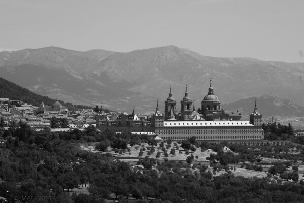 "19-10-2011<br /> <br /> ""Monasterio de El Escorial""<br /> <br /> ""Monastery of El Escorial"""