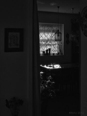 """10-Mar-2012<br /> <br /> """"La ventana del comedor""""<br /> <br /> """"Dining room's window"""""""