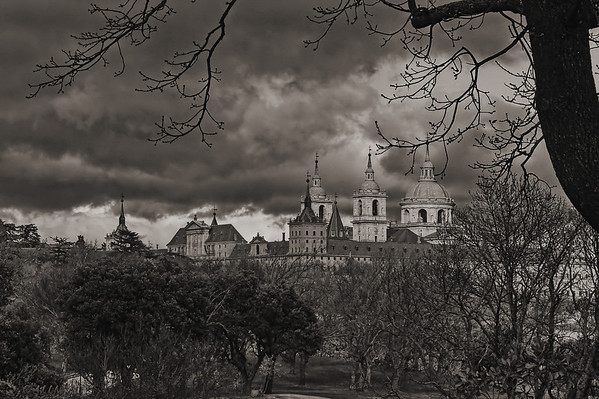 """27-5-2011<br /> <br /> """"Monasterio de El Escorial""""<br /> <br /> """"Monastery of El Escorial"""""""