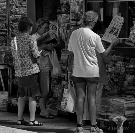 """20-09-2009<br /> <br /> """"El periodico del domingo""""<br /> <br /> """"Sunday newspaper"""""""