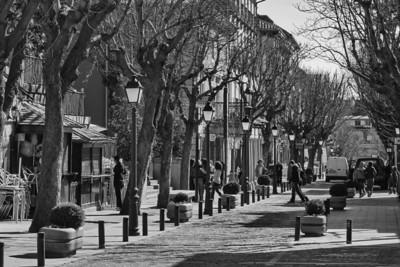 """14-Mar-2012  """"Floridablanca por la mañana"""" - En San Lorenzo de El Escorial.  """"Floridablanca in the morning"""" - In San Lorenzo de El Escoria."""