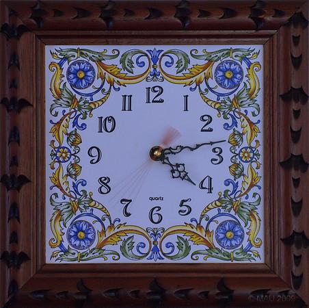 Viendo pasar el tiempo.<br /> <br /> Watching time go by.