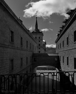 "23-10-2009  "" Monasterio de El Escorial""  "" Monastery of El Escorial"""