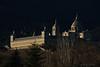 Monasterio de San Lorenzo de El Escorial (Spain)<br /> <br /> Este monasterio siempre me fascina. Tomada a la puesta de sol desde los campos por donde habitualmente paseo, a unos 2,5 Km de distancia.<br /> <br /> This monastery always fascinates me. Taken at sunset from the fields where I normally take my walks at some 2.5 Km distance.