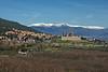 """28-3-2010  """"Nunca me cansaré de esta vista..."""" - ... del <a href=""""http://es.wikipedia.org/wiki/Monasterio_de_El_Escorial"""">Monasterio de El Escorial</a>. Siempre es la misma pero siempre diferente; la luz, los colores, el cielo, la <a href=""""http://es.wikipedia.org/wiki/Sierra_de_Guadarrama"""">Sierra de Guadarrama</a> al fondo, con nieve o sin ella, o cubierta de nubes, etc., etc. Y por eso nunca me canso de hacer """"la misma"""" foto, porque es <a href=""""http://www.rancho-k.com/gallery/7400924_XvPnc#780105503_AkiEd"""">una de mis vistas preferidas</a>. Esta es del sábado día 27 por la mañana desde 'mi mirador', a unos 7 Km de mi casa y a donde subo en bicicleta. Mejor verla en tamaño grande.  """"I'll never get tired of this view..."""" - ... of the <a href=""""http://en.wikipedia.org/wiki/El_Escorial"""">Monastery of El Escorial</a>. Always the same but always different; the light, the colours, the sky, the <a href=""""http://en.wikipedia.org/wiki/Sierra_de_Guadarrama"""">Sierra de Guadarrama</a> in the background, with snow or without it, or covered by clouds, etc., etc. And that is why I never get tired of shooting """"the same"""" photo, because it is <a href=""""http://www.rancho-k.com/gallery/7400924_XvPnc#780105503_AkiEd"""">one of my preferred views</a>. This one is from last Saturday in the morning, from my preferred scenic viewpoint, some 7 Km from my house and where I climb with mi bike. Better seen at larger size."""