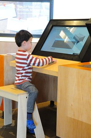 Gates Foundation Visitor Center