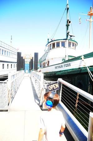 7-28-16 MOHAI + Foss tugboat