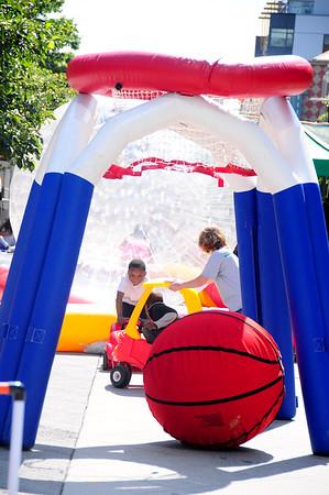 Bell Street Park   7-30-16 Family Fun Day