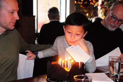 7th Bday party   12-4-16 at Monsoon in Bellevue
