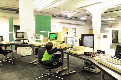Living Computer Museum 2-22-13 w Soren
