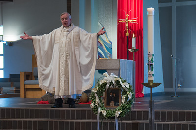 Robert Soriano's Memorial Mass June 7th, 2014