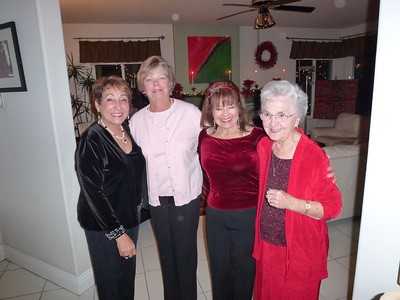 Christmas Party at Cherie's