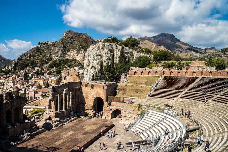 Greek Theatre, Taormina