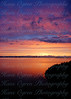Sunset over Victoria BC II