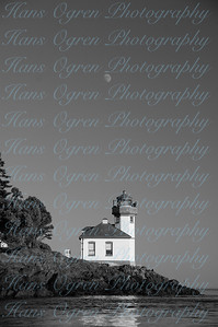 Lime Kiln Lighthouse, San Juan Island