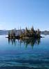 Island on Waldo Lake