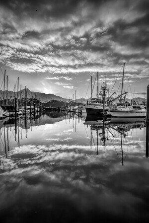 Triptych Seward 2 of 3