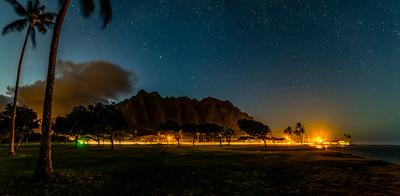 Kualoa Night