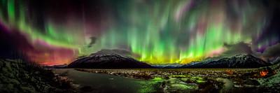 Perfect Northern lights