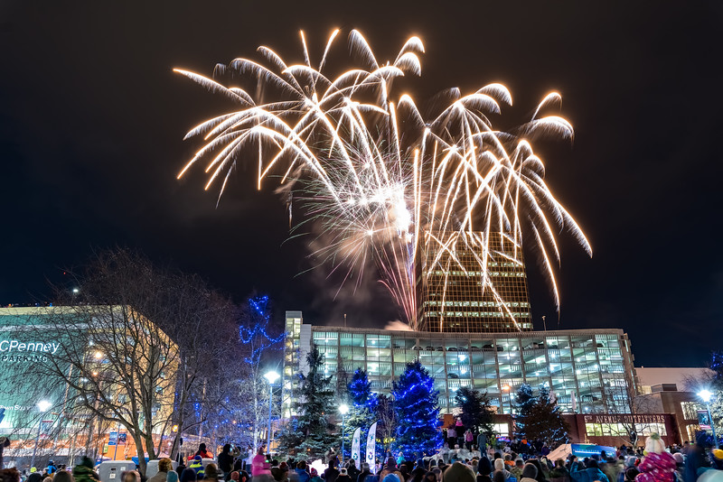 Anchorage new years eve 2017