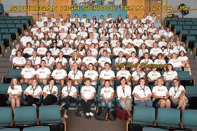 2014-15 Faculty Photo