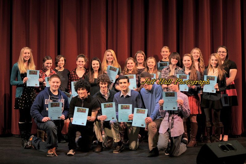 2014 Poetry Out Loud