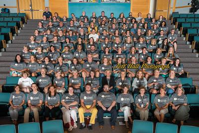 2017-18 Faculty Photo