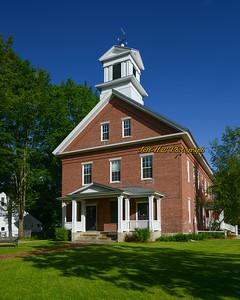 Brick School House