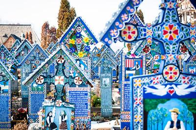 Merry meery cemetery