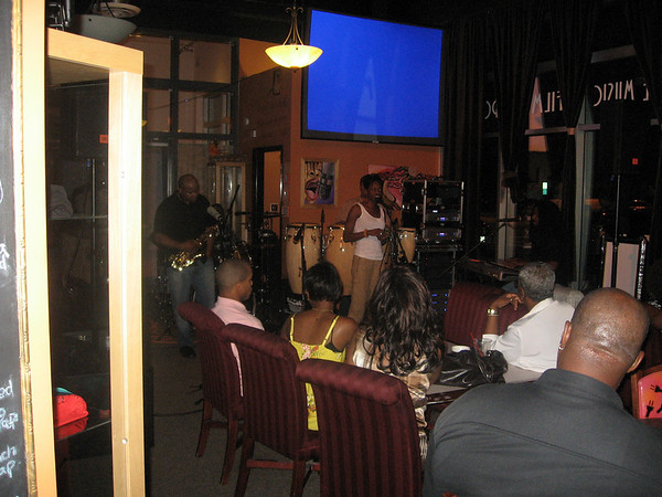 Artmosphere - Open Mic - August 10, 2007