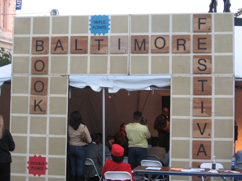 01 - Baltimore Book Festival 2006