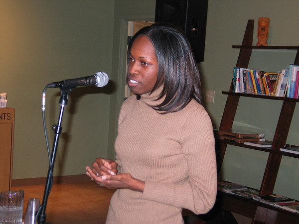 Sipp'ss Cafe - Open Mic - February 2004