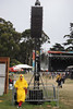 Outside Lands Festival 2012.  L-Acoustics speakers from Sound On Stage.